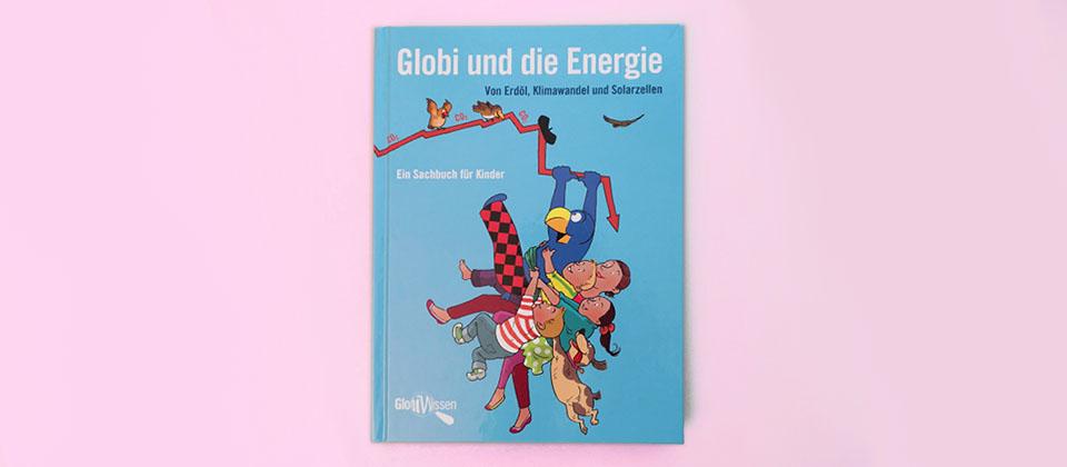 Buch: Globi und die Energie